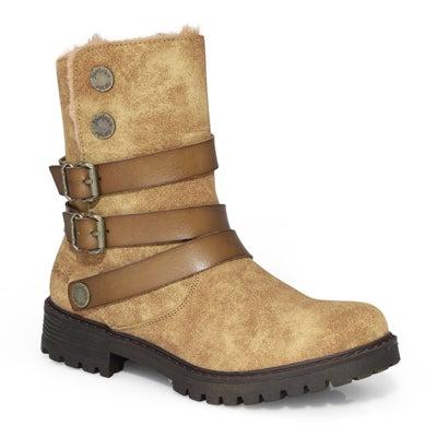 Lds Radiki SHR caramel casual boot