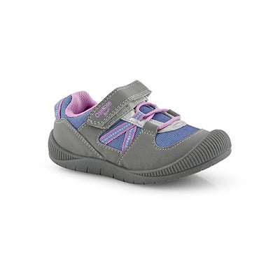 Inf-g Rafa blue sneaker