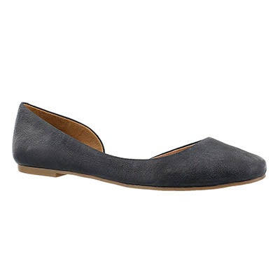 Lucky Brand Women's RANDALL black slip-on shoes