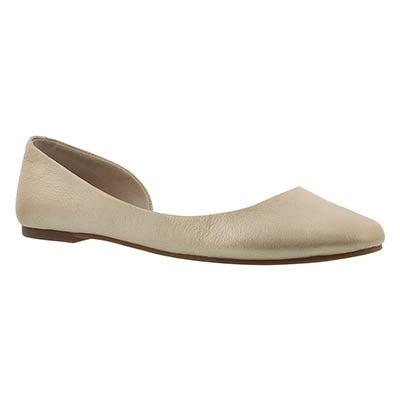 Lucky Brand Women's RANDALL platinum slip-on shoes
