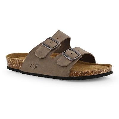 Sandale Randy 5,mousse visco,gris,hom