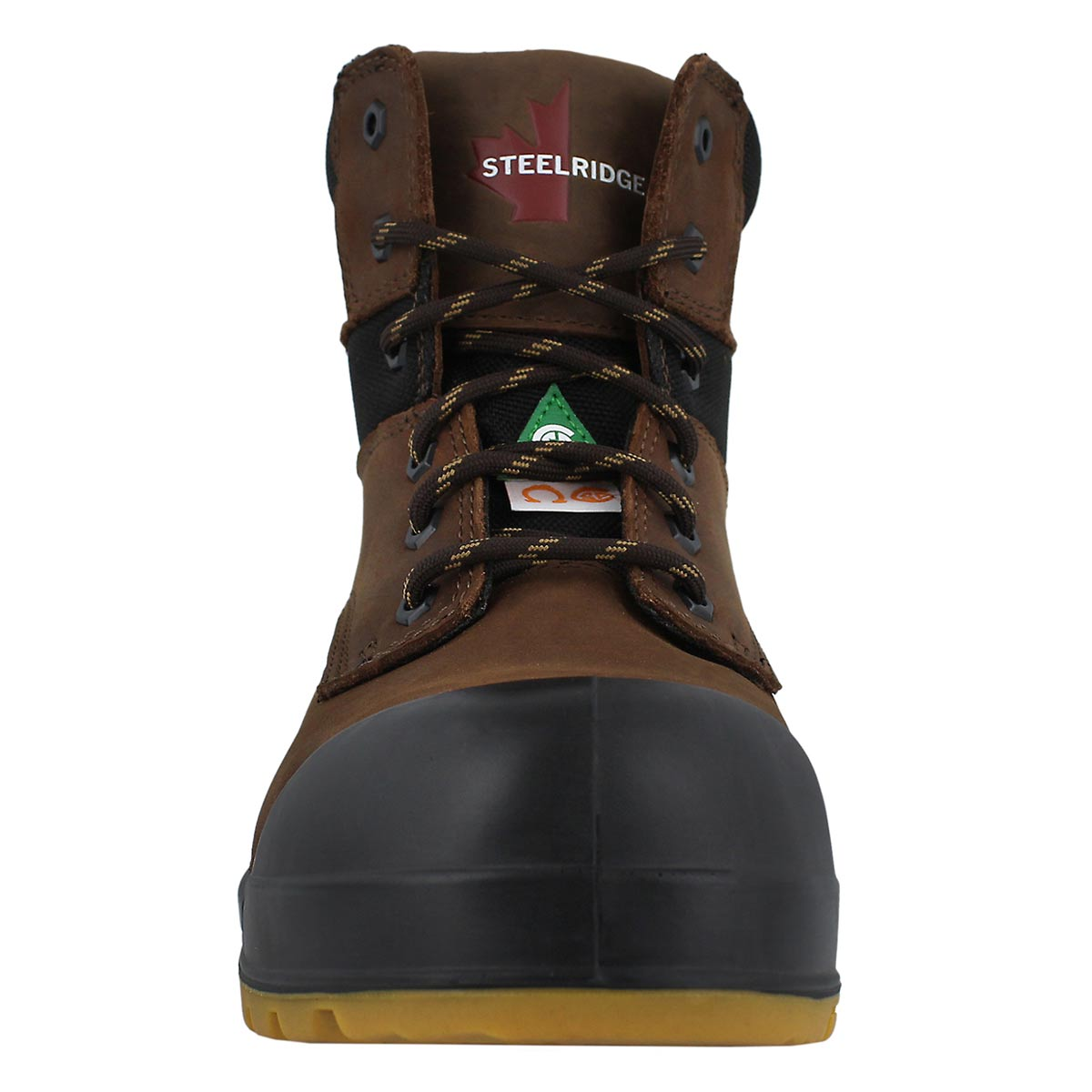 Mns Ranger brown lace up 6