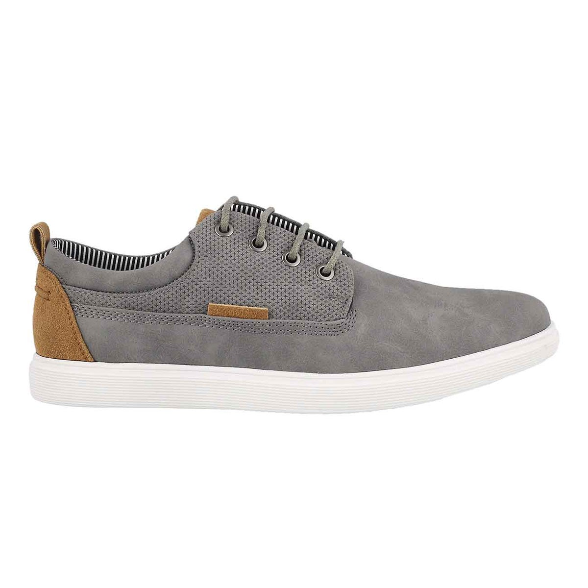 Mns Rangle grey lace up casual oxford