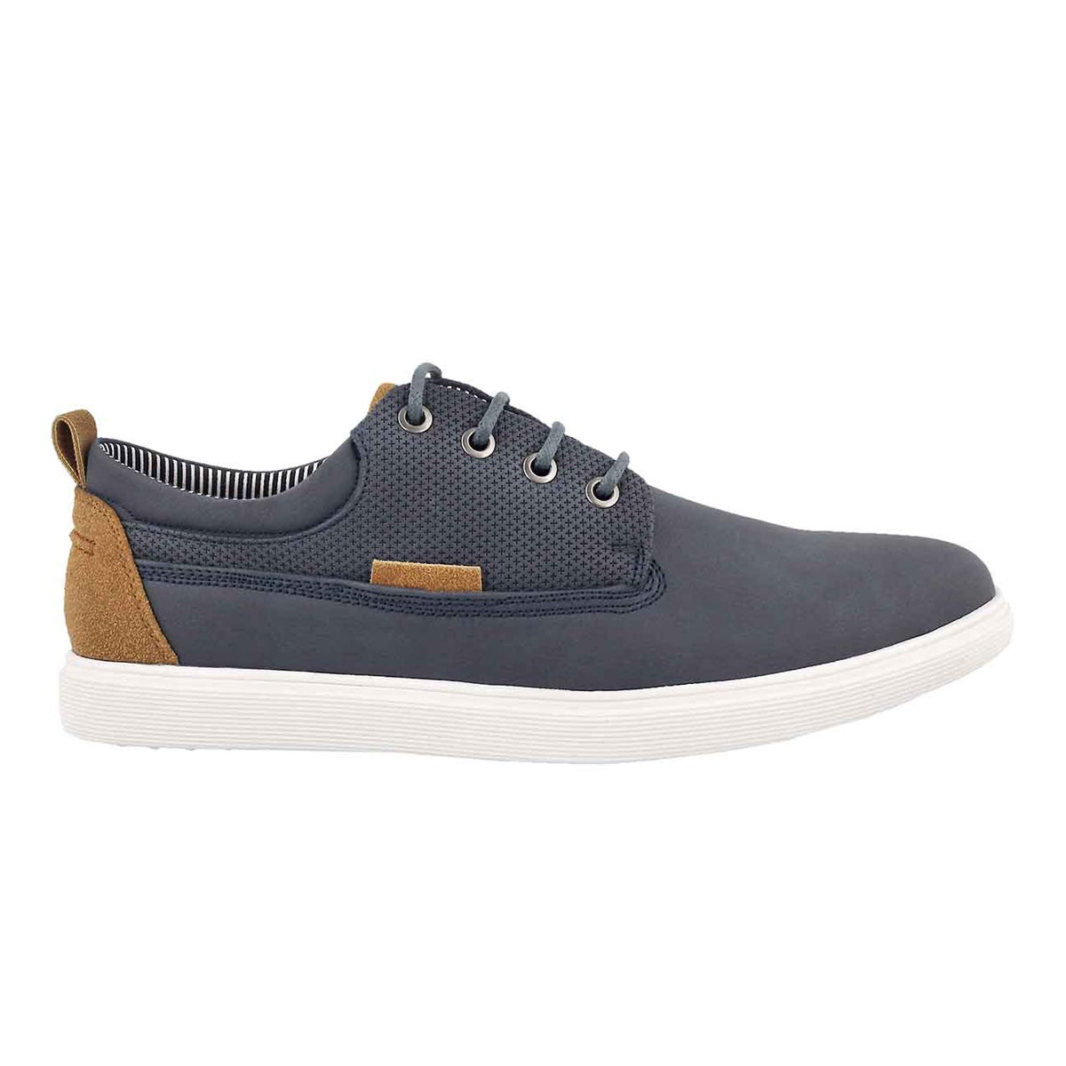 Mns Rangle navy lace up casual oxford
