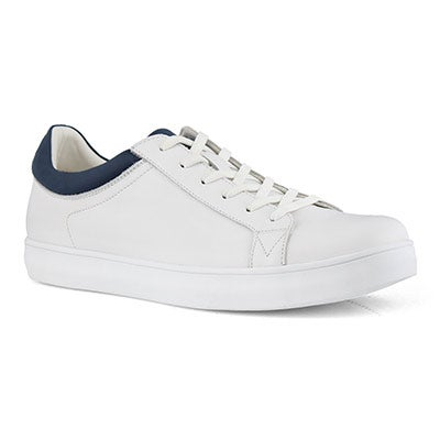 Mns Rave white/navy fashion sneaker