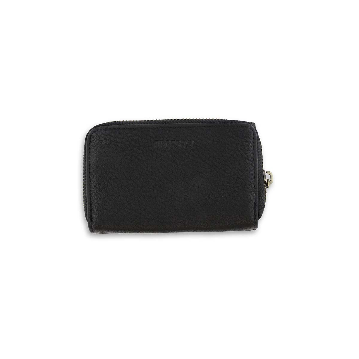 Lds Cliff black trifold wallet