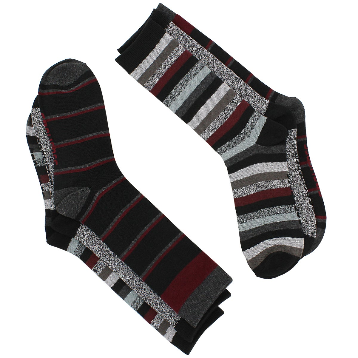 Lds Converse multi offair striped sock