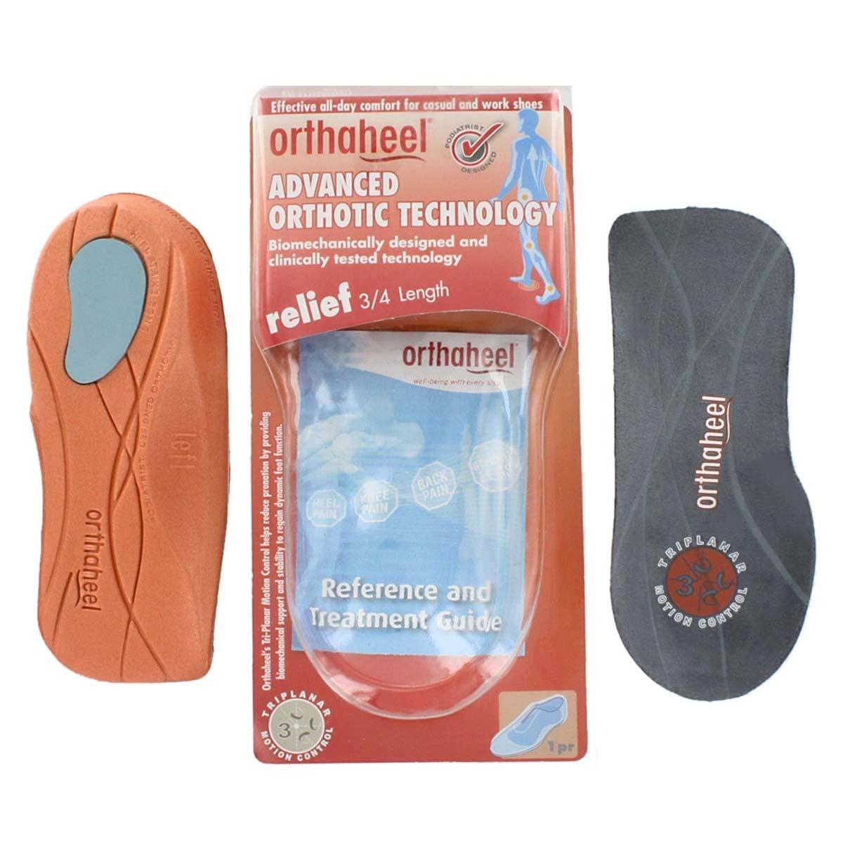 ORTHAHEEL Relief