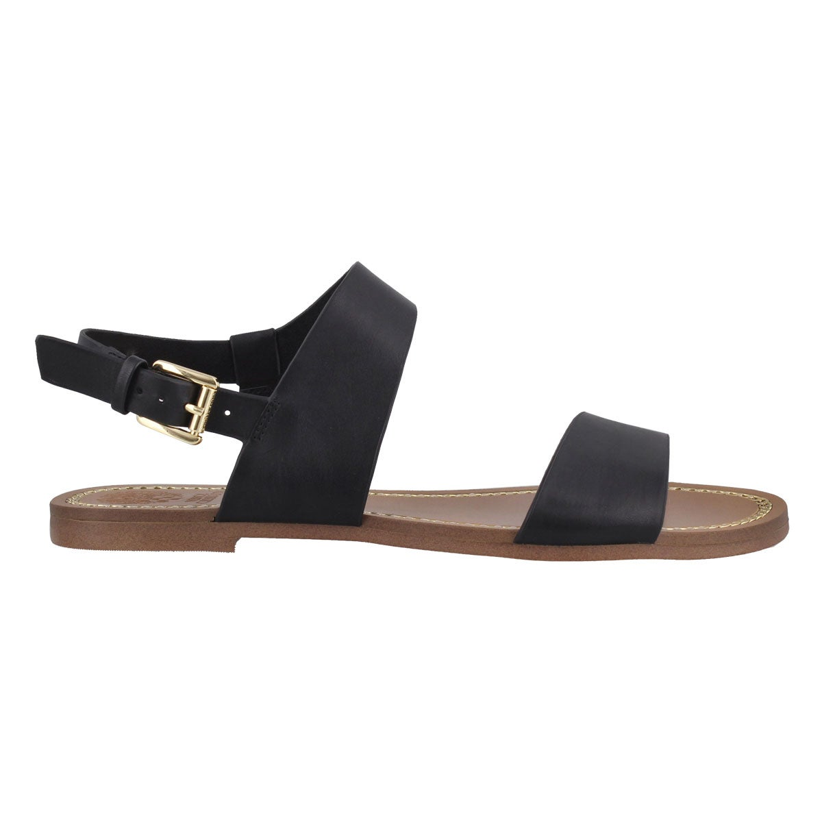 Lds Rentin blk dress sandal