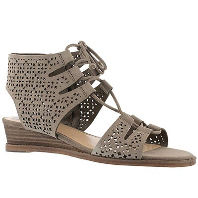 Lds Retana smokeshow casual wedge sandal