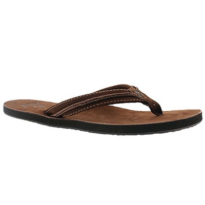 Reef Women's SWING 2 tobacco thong sandals