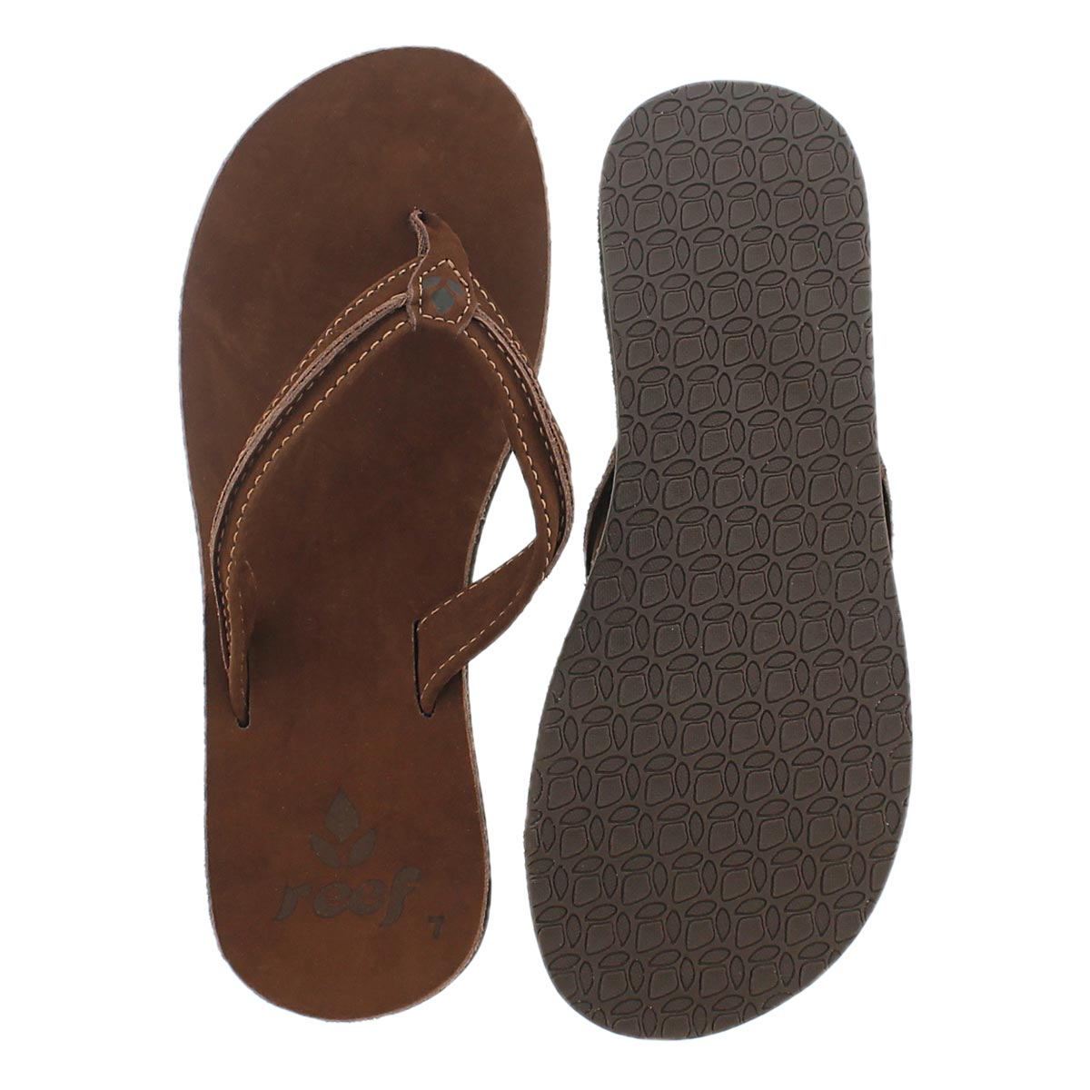 Lds Swing 2 tobacco thong sandal