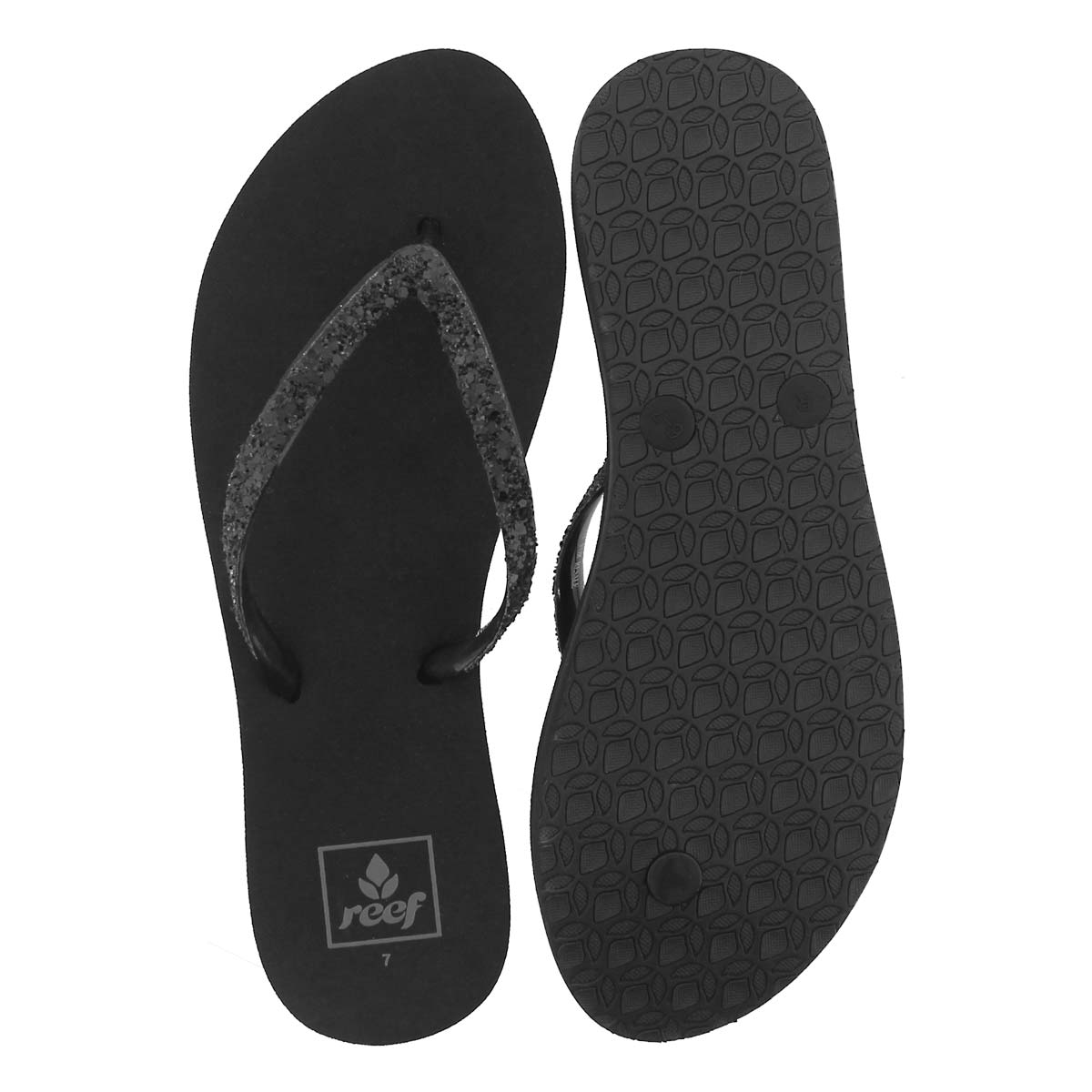 Lds Stargazer black flip flop