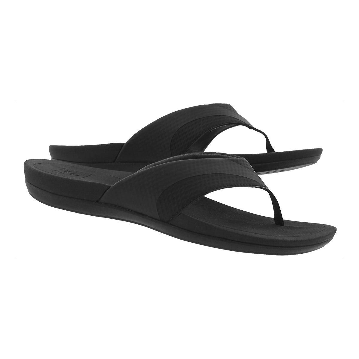 Lds Energy II black thong sandal