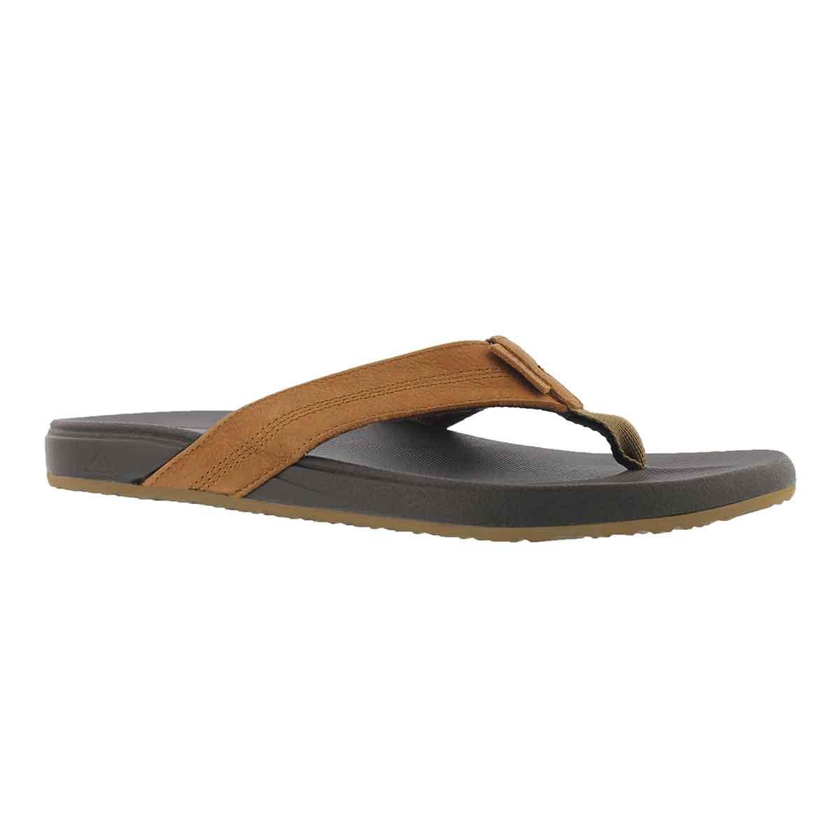 Men's CUSHION BOUNCE PHANTOM LE brown sandal