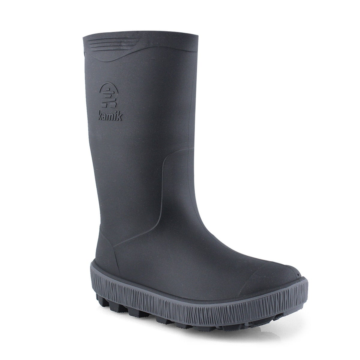 Bys Riptide blk/charcoal wtpf rain boot
