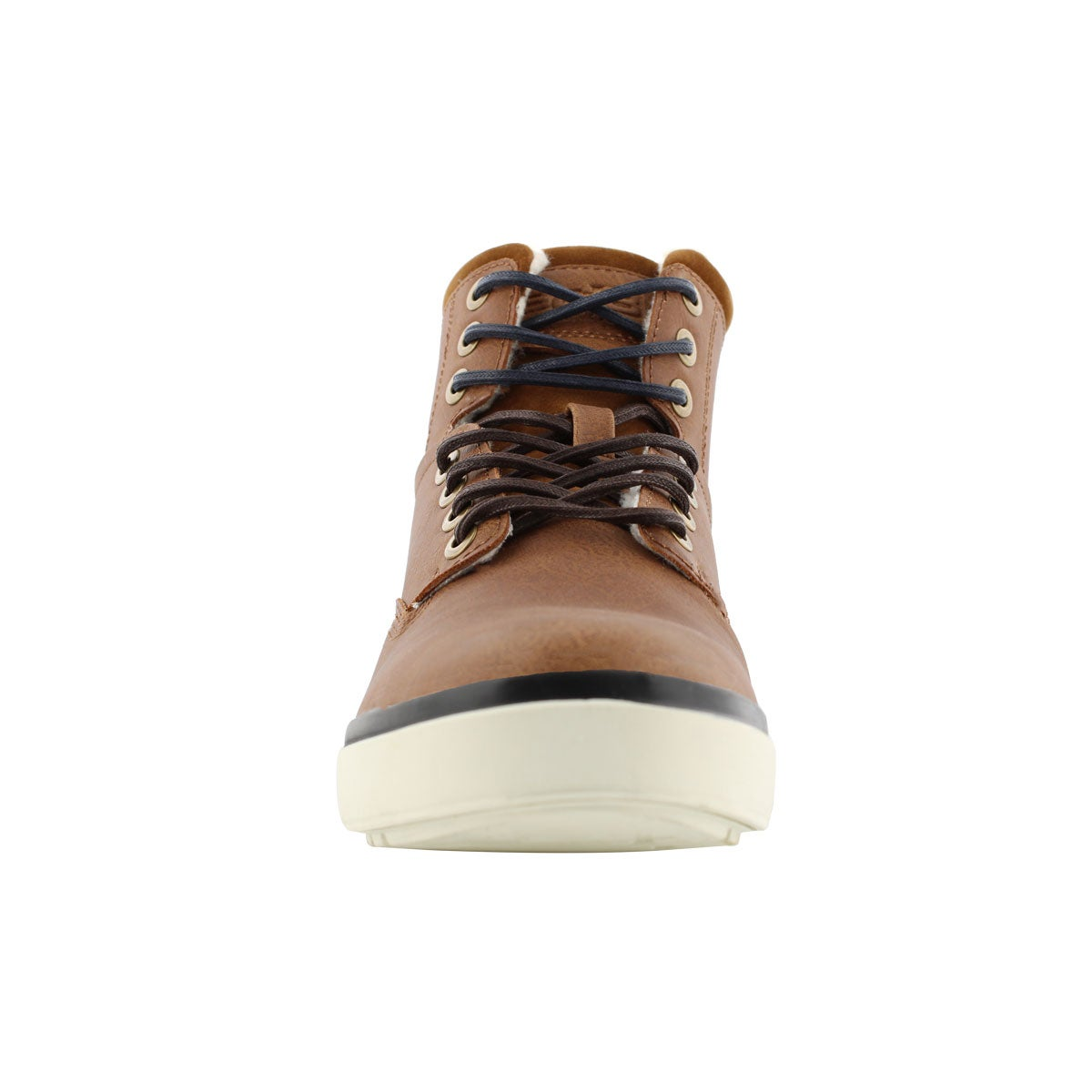 Mns Roadster cognac lace up ankle boot