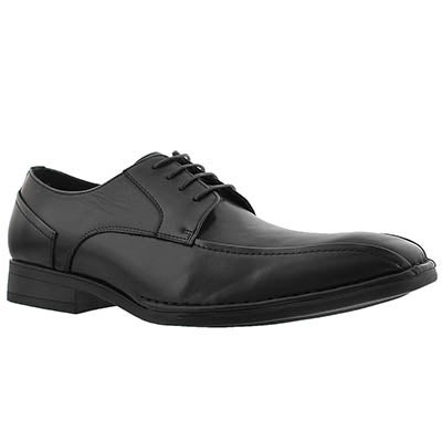 SoftMoc Men's ROMEO black dress oxfords - Wide