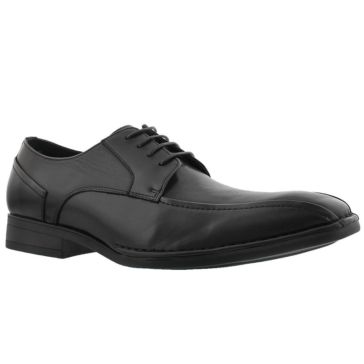 Mns Romeo blk dress oxford - Wide