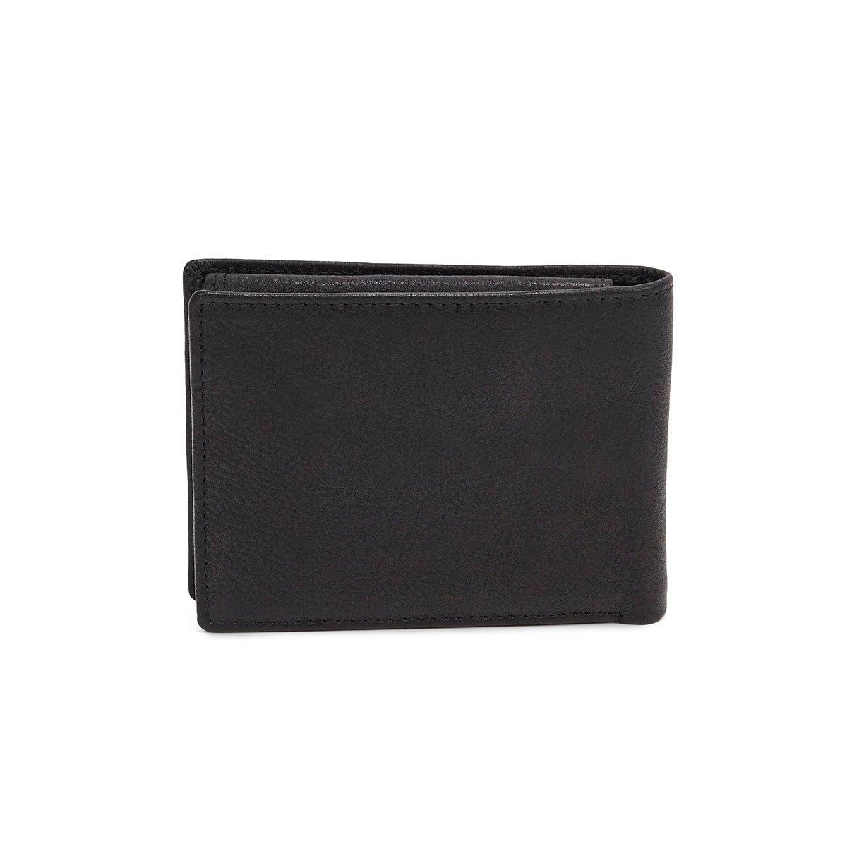 Mns Roots73 RT22654 blk folding wallet