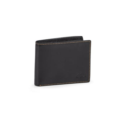 Mns Knox black slimfold centre ID wallet