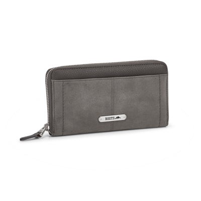 Lds Fairweather charcoal wallet