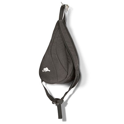 Roots Unisex ROOTS73 RTS4310 dark grey sling bag