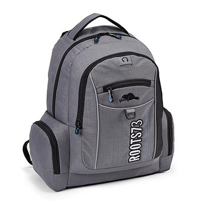 Roots Unisex ROOTS73 RTS4402  grey backpack