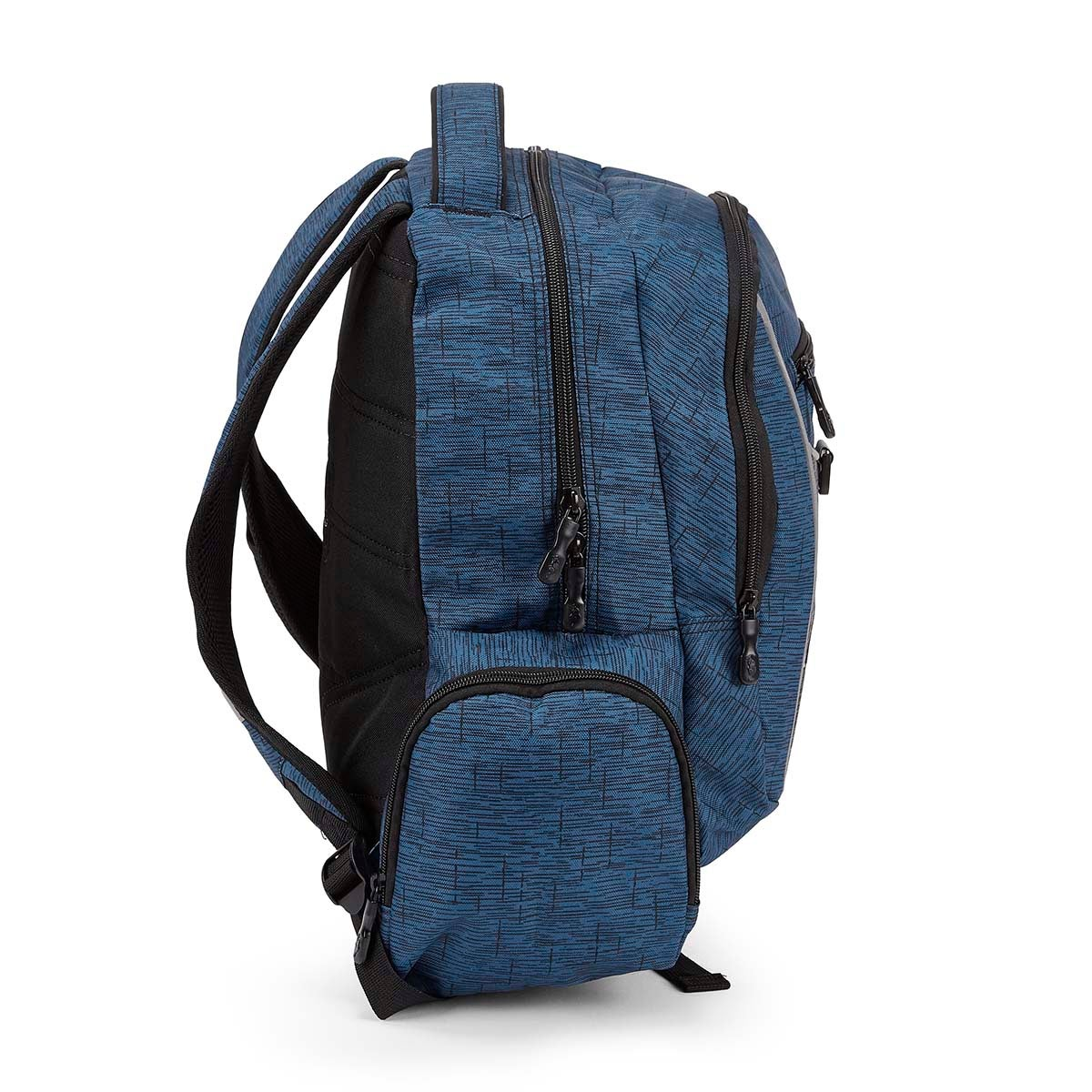 Roots73 navy/grey backpack