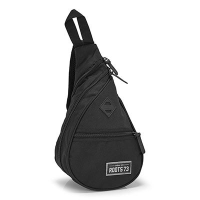 Roots Unisex RTS4516 black backpack
