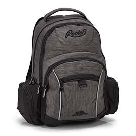 Roots Unisex RTS4602 grey backpack