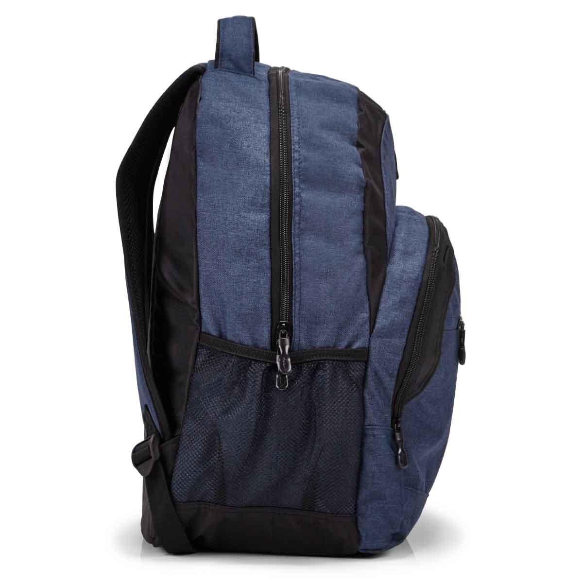 Roots73 denim large backpack