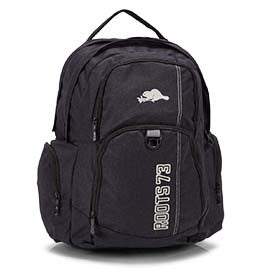 Roots Unisex RTS4605 black backpack