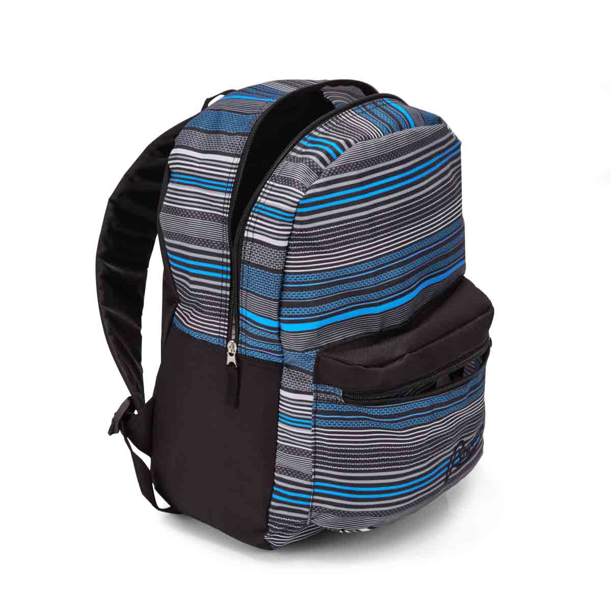 Roots73 blue stripes backpack
