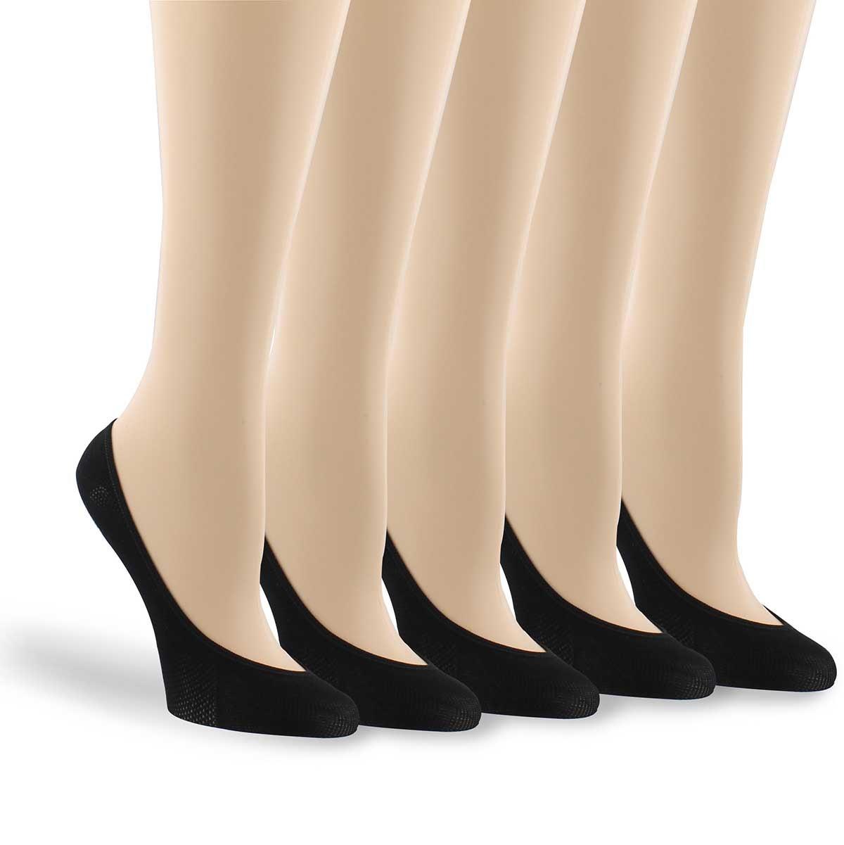 Socquettes Superlow Liner, fem - 5p