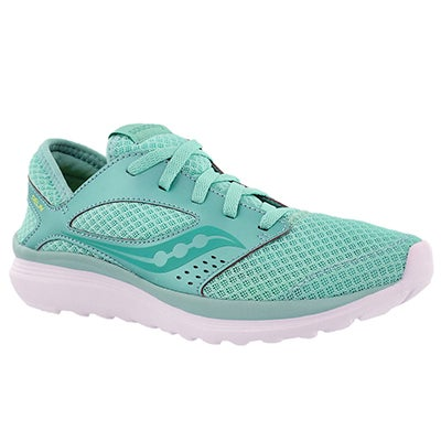Saucony Women's KINETA RELAY mint/teal running shoes