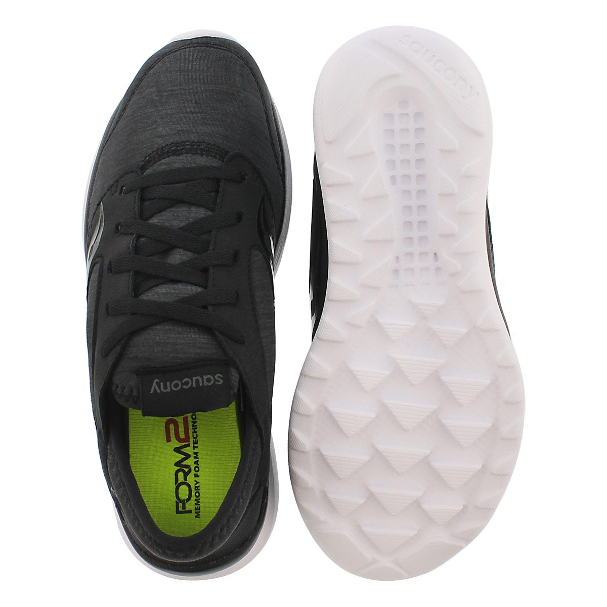 Lds Kineta Relay blk/blk running shoe