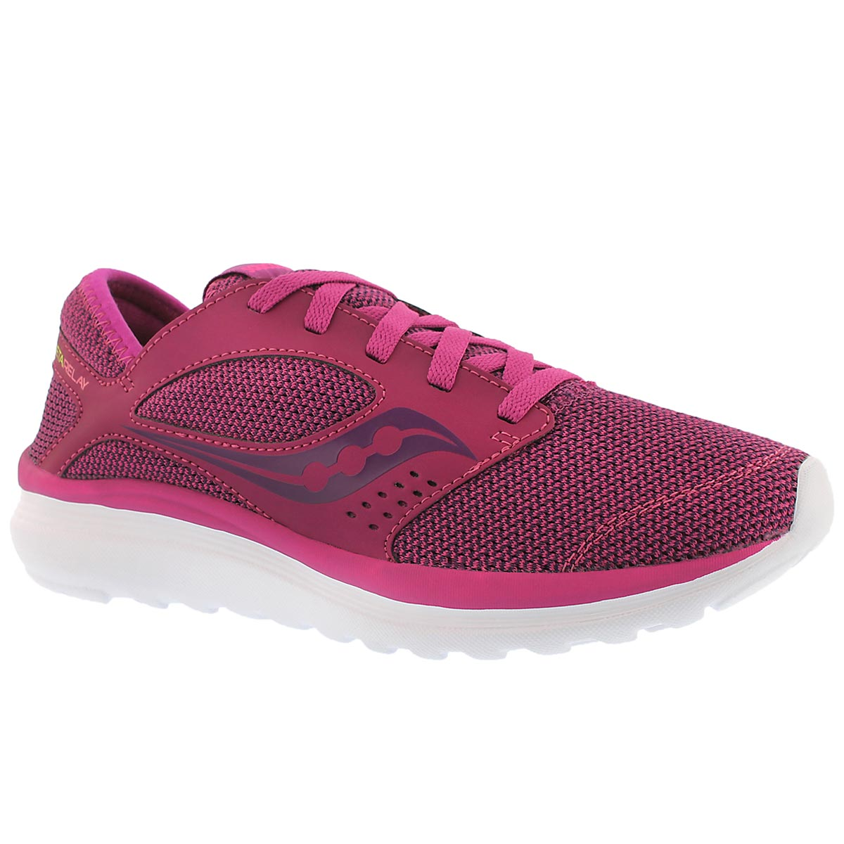 Lds Kineta Relay fuschia running shoe