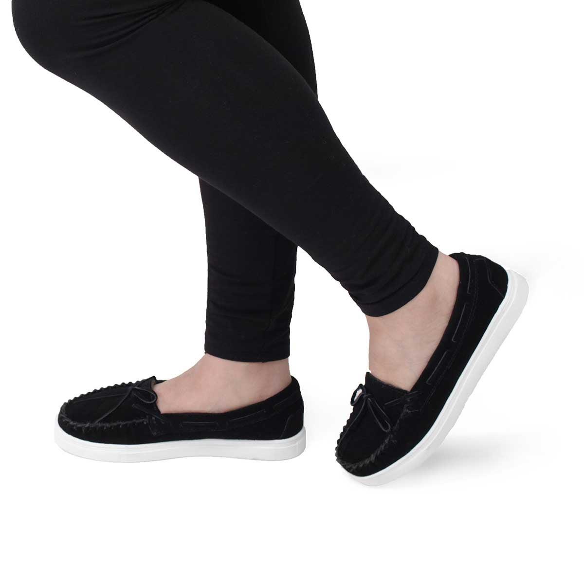 Lds Saginaw black ballerina moc