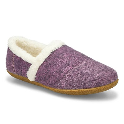 Lds Samone 2.0 pur closed back slipper
