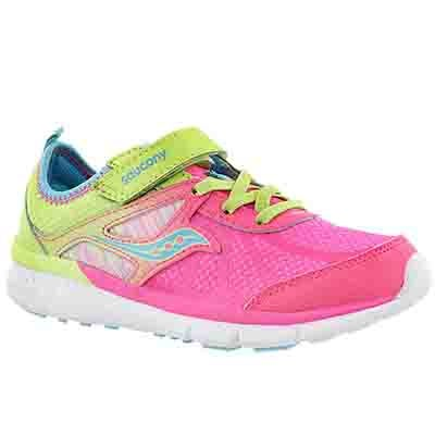 Saucony Girls' VOLT multicoloured running shoes