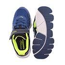 Bys Kotaro 3 blk/blu running shoe