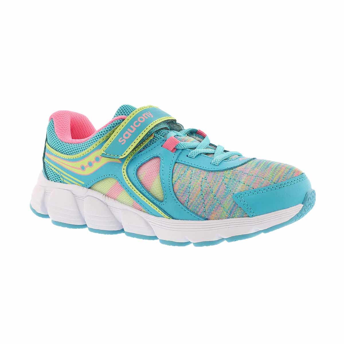 Girls' KOTARO 3 AC turquoise/multi running shoes