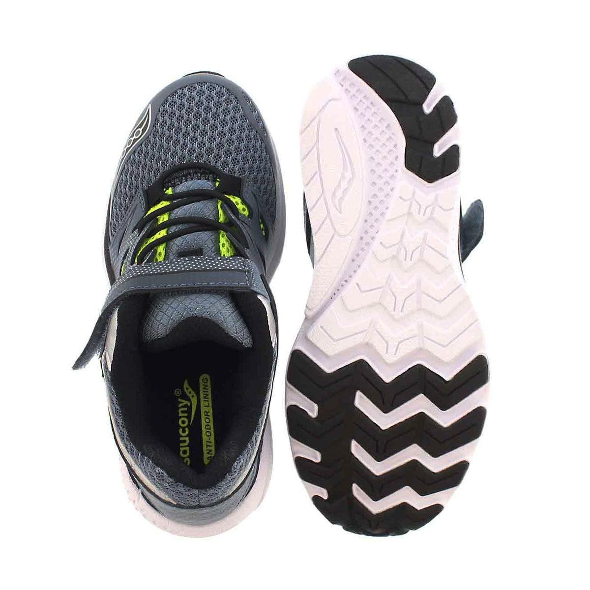 Bys Zealot 2 grey running shoe