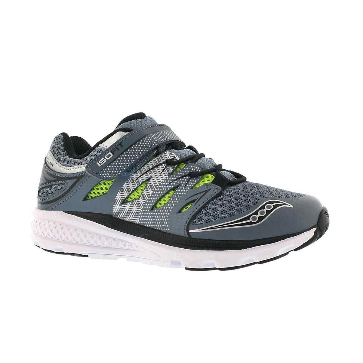 Boys' ZEALOT 2 grey running shoe