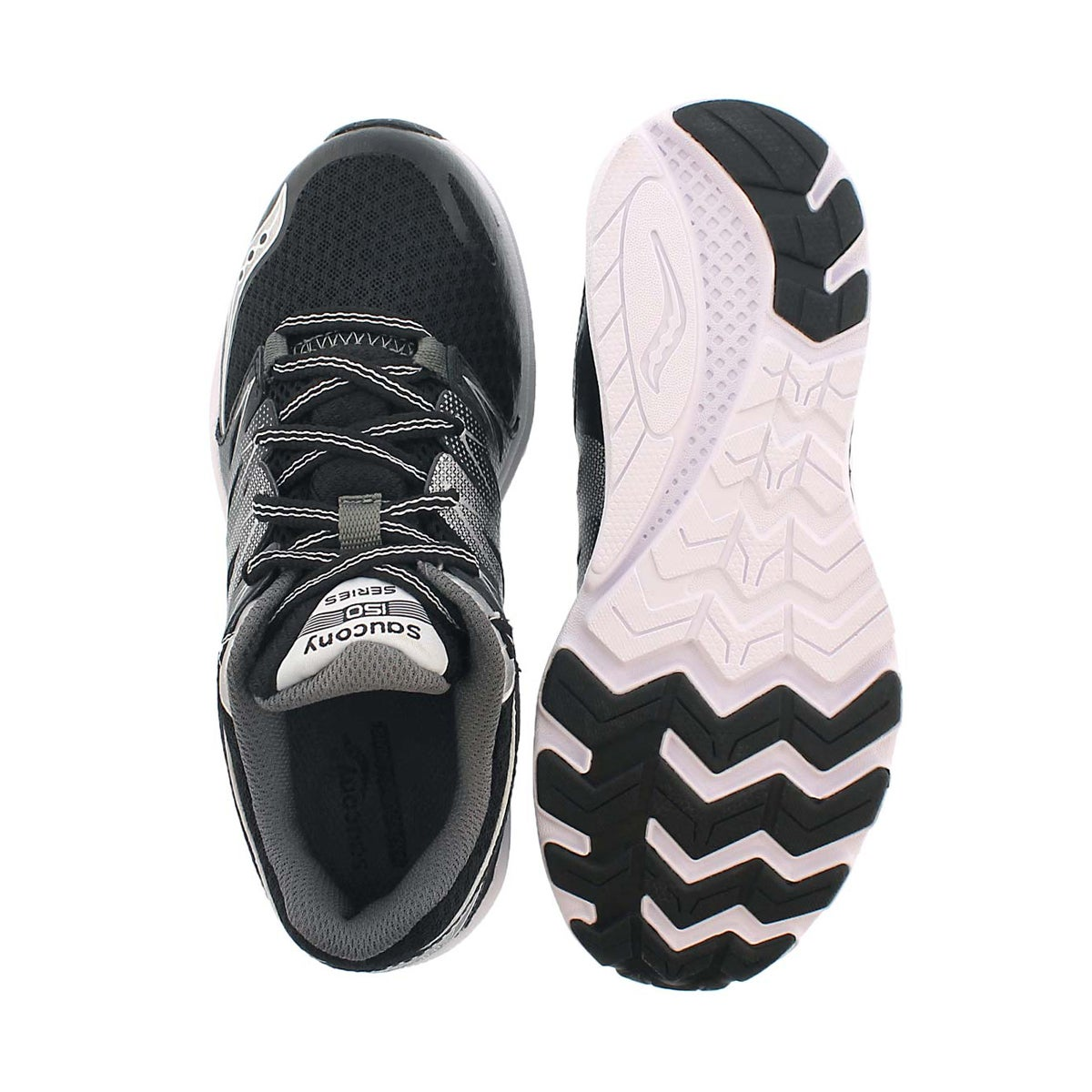 Bys Zealot 2 blk lace up running shoe