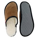 Lds Scuff spice washable open back