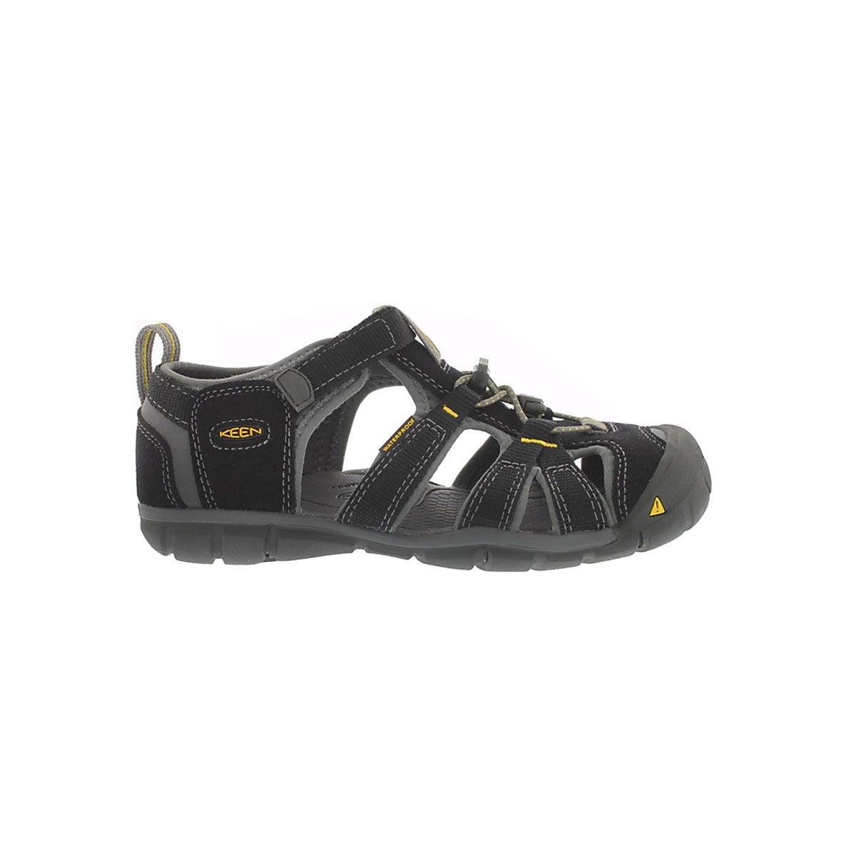 Sandales sport Seacamp II, noir, bébés