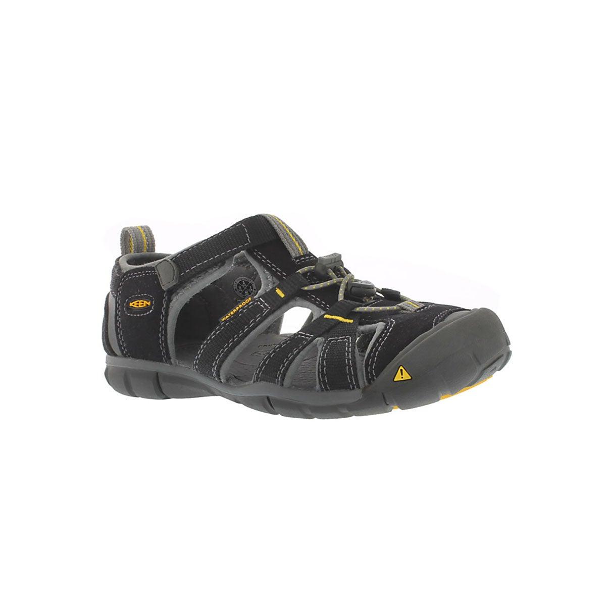 Sandale sport Seacamp II, noir, bébés-g