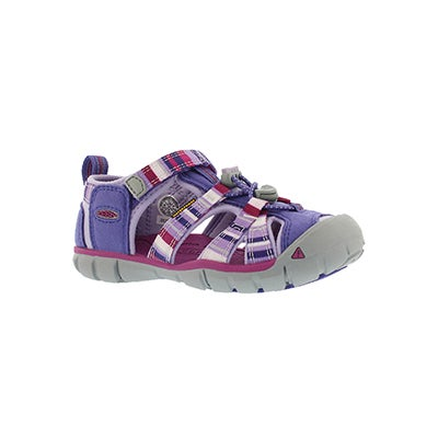 Keen Infants' SEACAMP II lbrty raya sport sandals